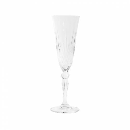 CRYSTAL CLUB pezsgős kristálypohár 160ml