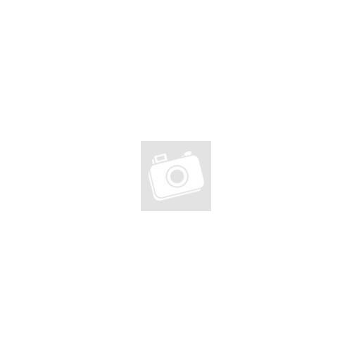 MILNA Törtfehér színű, bordűrös készfüggöny ráncolóval, akasztóval és bújtatóval 150*290 cm