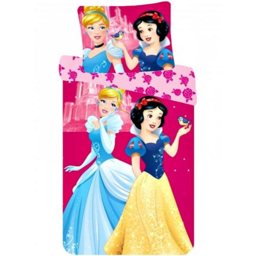 Disney Hercegnők ovis - gyerek ágyneműhuzat