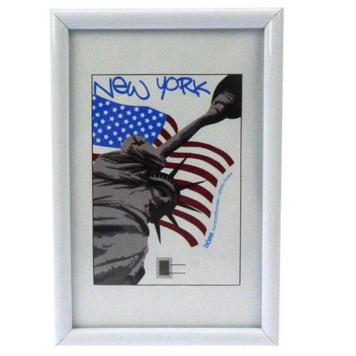 Dörr New York képkeret 18x24, fehér