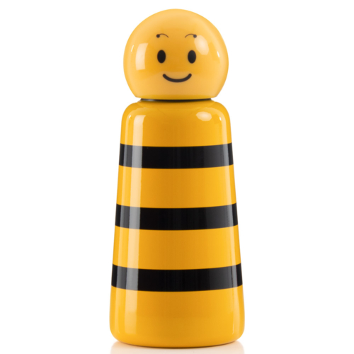 LUND Skittle Mini BPA mentes acél kulacs  300ML BUMBLE BEE