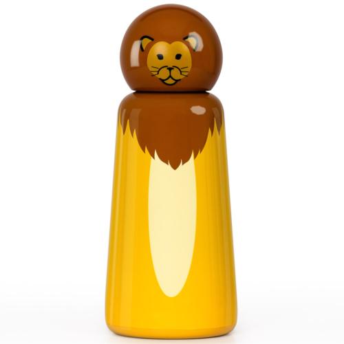 LUND Skittle Mini BPA mentes acél kulacs 300 ML LION