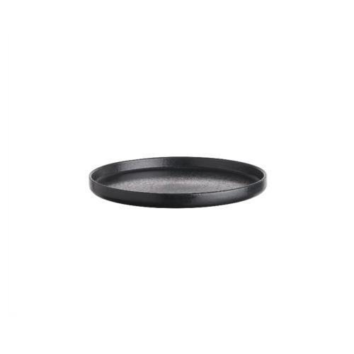 CASA NOVA tányér 22,5cm fekete