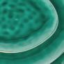 Kép 4/4 - DE LA ROYA tálaló tál 33,5x29cm sötét zöld