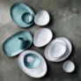 Kép 7/7 - FINCA tányér kék 12x31cm
