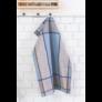 Kép 2/4 - TEA Kék színű konyharuha evőeszköz mintával 50*70 cm