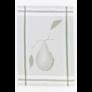 Kép 3/4 - TEA Zöld színű konyharuha körte mintával 50*70 cm