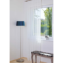 Kép 1/3 - MILNA Törtfehér színű, bordűrös készfüggöny ráncolóval, akasztóval és bújtatóval 150*290 cm