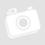 Kép 1/3 - CINTIA Fehér színű virágmintás készfüggöny ráncolóval, akasztóval és bújtatóval 300*145 cm