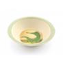 Kép 3/6 - Yuunaa bambusz gyerek étkészlet - krokodil