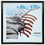Kép 2/2 - Dörr New York Square képkeret 20x20cm, fekete