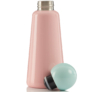Kép 7/7 - LUND Skittle Original BPA mentes acél kulacs 500ML Rózsaszín/Menta