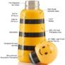 Kép 4/7 - LUND Skittle Mini BPA mentes acél kulacs  300ML BUMBLE BEE