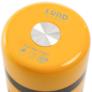 Kép 5/7 - LUND Skittle Mini BPA mentes acél kulacs  300ML BUMBLE BEE