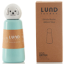 Kép 4/6 - LUND Skittle Mini BPA mentes acél kulacs 300ML DOG
