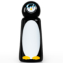 Kép 2/7 - LUND Skittle Mini BPA mentes acél kulacs 300ML PENGUIN