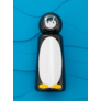 Kép 3/7 - LUND Skittle Mini BPA mentes acél kulacs 300ML PENGUIN