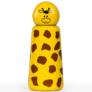 Kép 1/7 - LUND Skittle Mini BPA mentes acél kulacs 300ML GIRAFFE