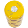 Kép 4/7 - LUND Skittle Mini BPA mentes acél kulacs 300ML GIRAFFE