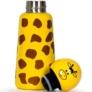 Kép 7/7 - LUND Skittle Mini BPA mentes acél kulacs 300ML GIRAFFE