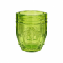 Kép 2/7 - VICTORIAN üvegpohár zöld 250ml