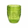 Kép 1/7 - VICTORIAN üvegpohár zöld 250ml
