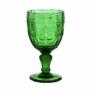 Kép 3/5 - VICTORIAN üvegpohár kehely sötétzöld 230ml